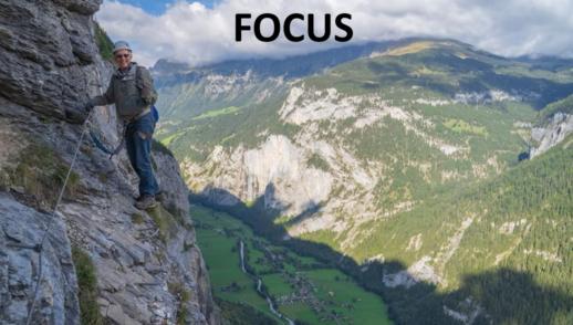 Focus - 10/21/18
