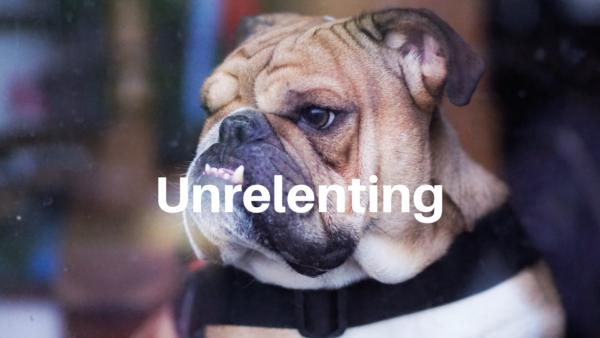 Unrelenting - 11/11/2018