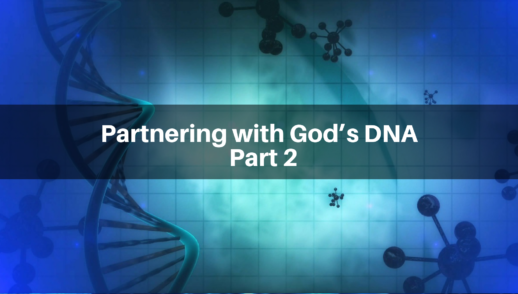 Partnering with God's DNA Part 2