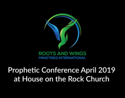 April Prophetic Conference Testimonies