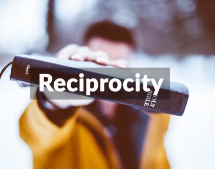 Reciprocity 9-1-2019