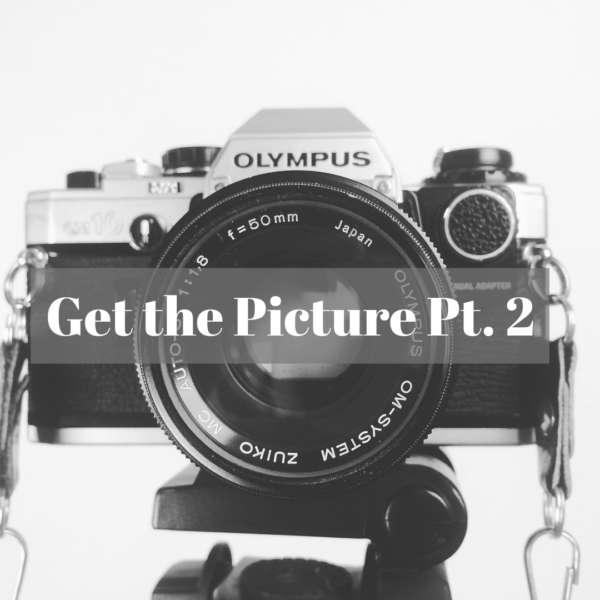 Get the Picture - Part 2