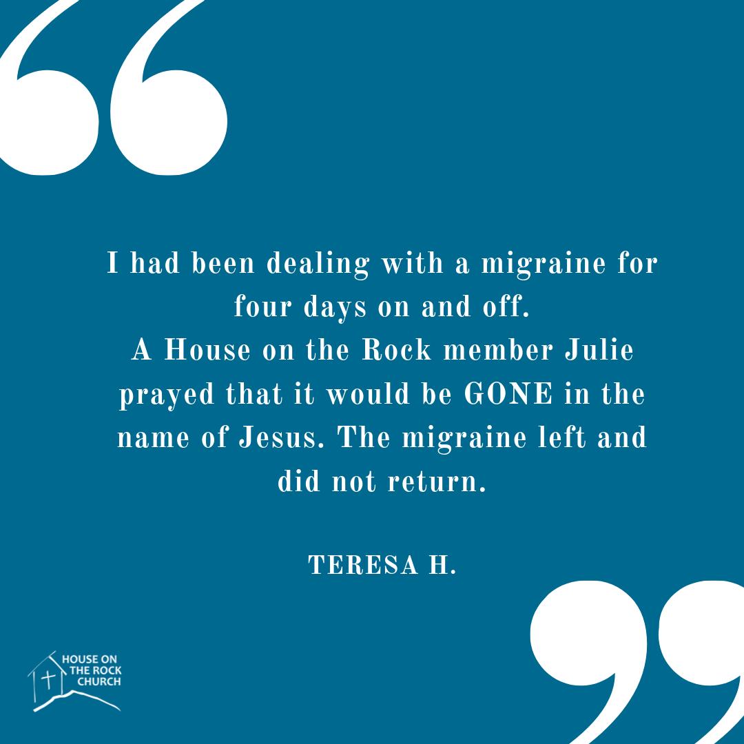 Teresa H Testimony