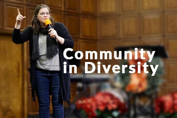 Community in Diversity 12-29-2019