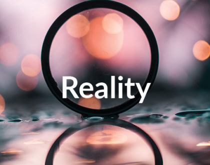Sunday Snapshot: Reality - 3/22/20