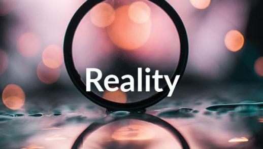 Sunday Snapshot: Reality - 3/22/20