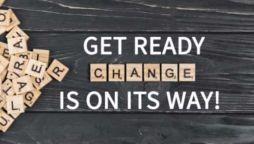 Sunday Snapshot: GET READY - CHANGE IS ON ITS WAY! 5/3/20