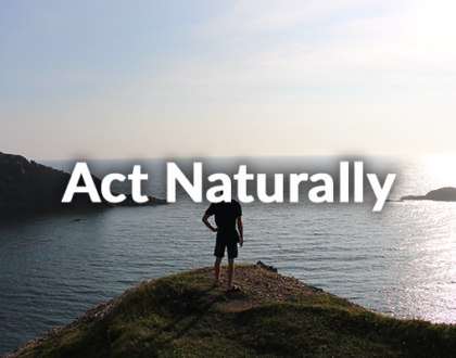 Act Naturally (8-9-2020)