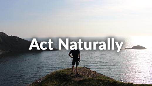 Act Naturally (8-9-2020)